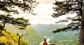 Banjska Stena Viewpoint