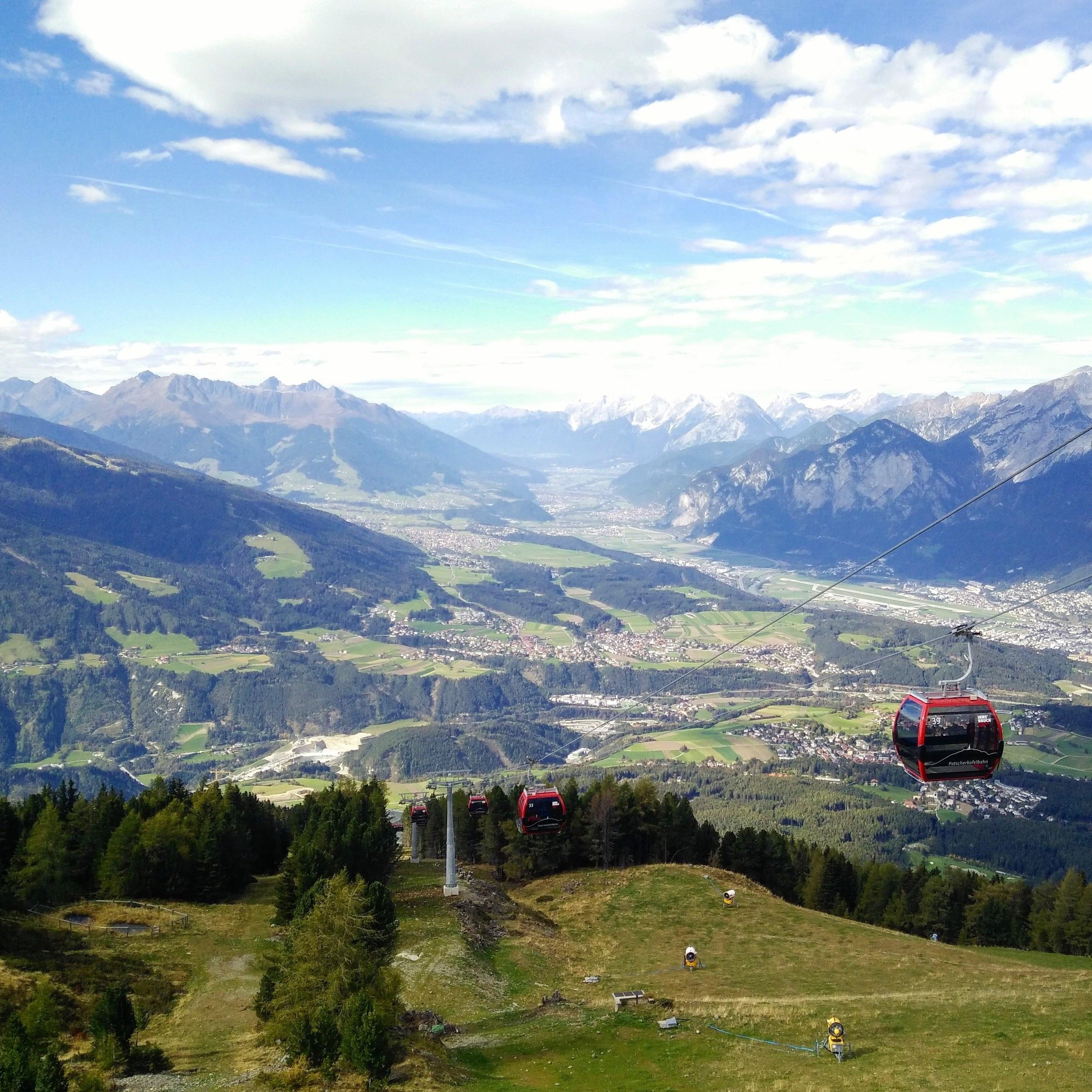 Lans, Österreich