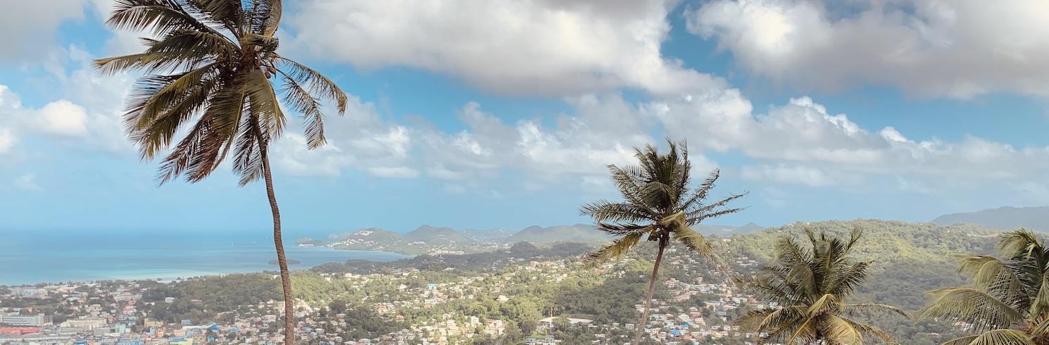 Charlotte, St. Lucia