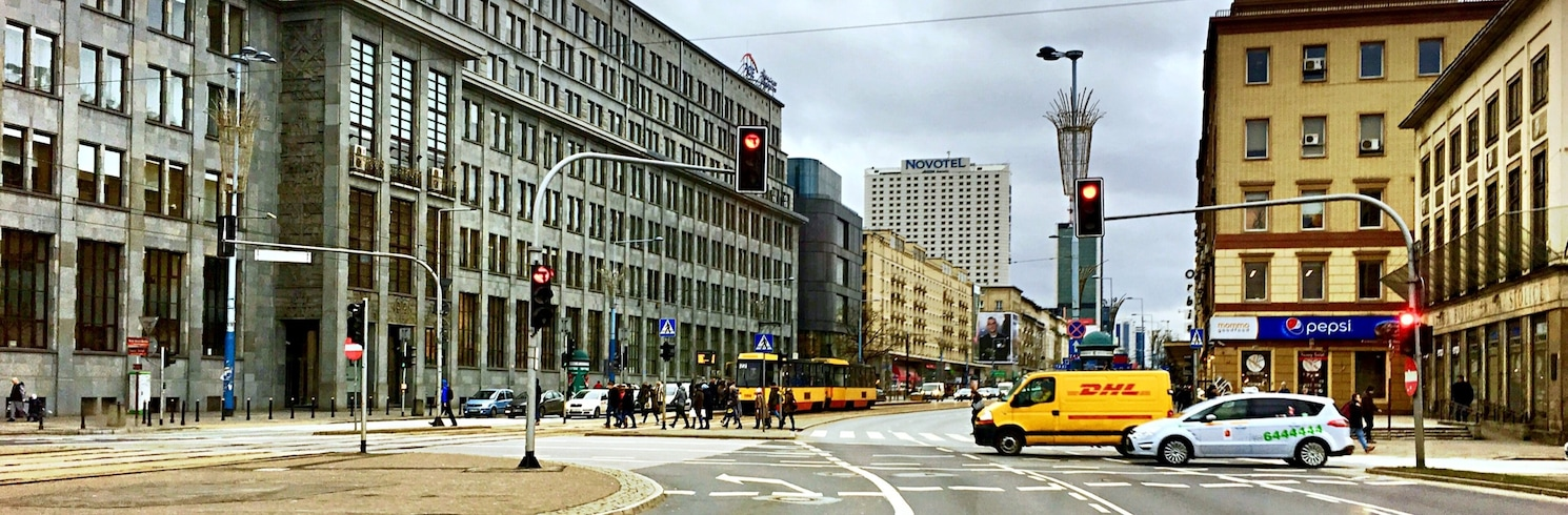 Warsaw, Ba Lan
