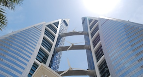 Rascacielos Bahrain World Trade Center