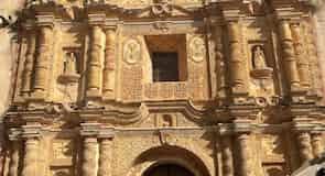 Bývalý klášter Santo Domingo