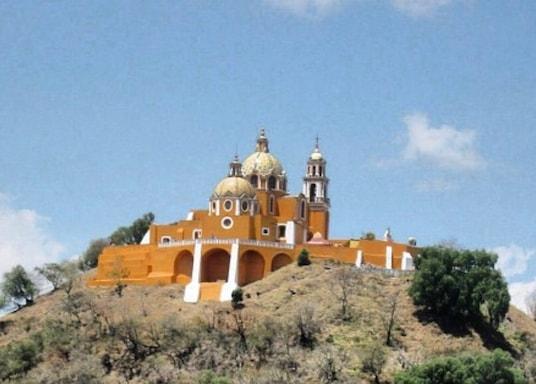 Santa María Tonantzintla, Mexico