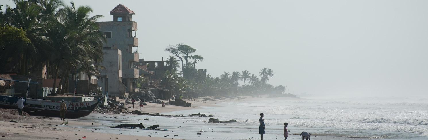 Accra (dan sekitarnya), Ghana