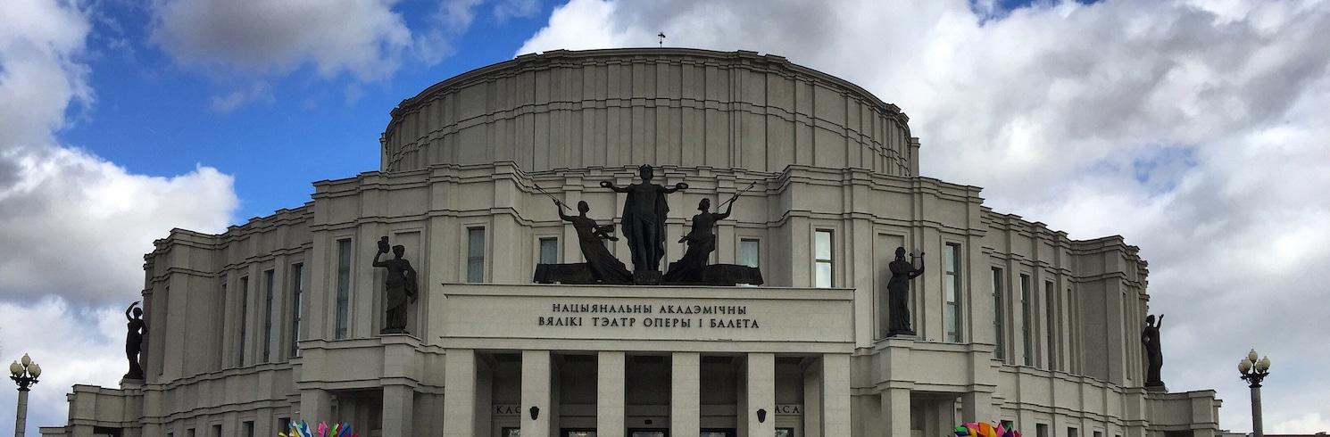 Minsk, Bjelorusija
