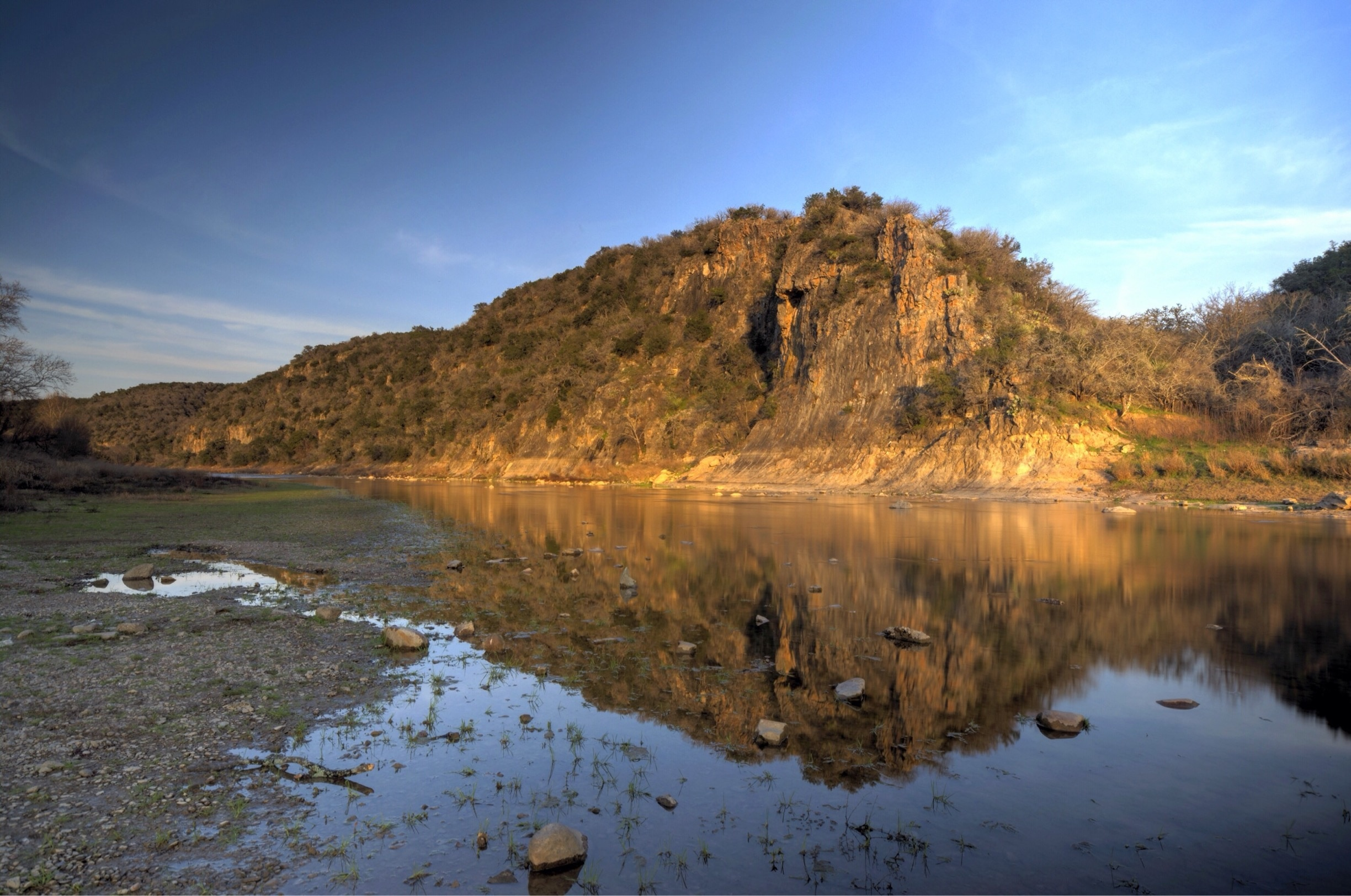 Colorado Bend State Park, Texas, United States of America
