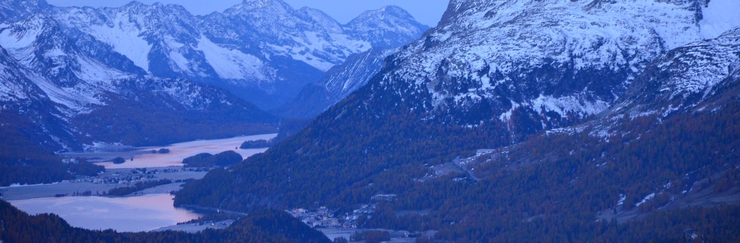 Samedan, Sveits