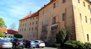 Podebrady kindlus