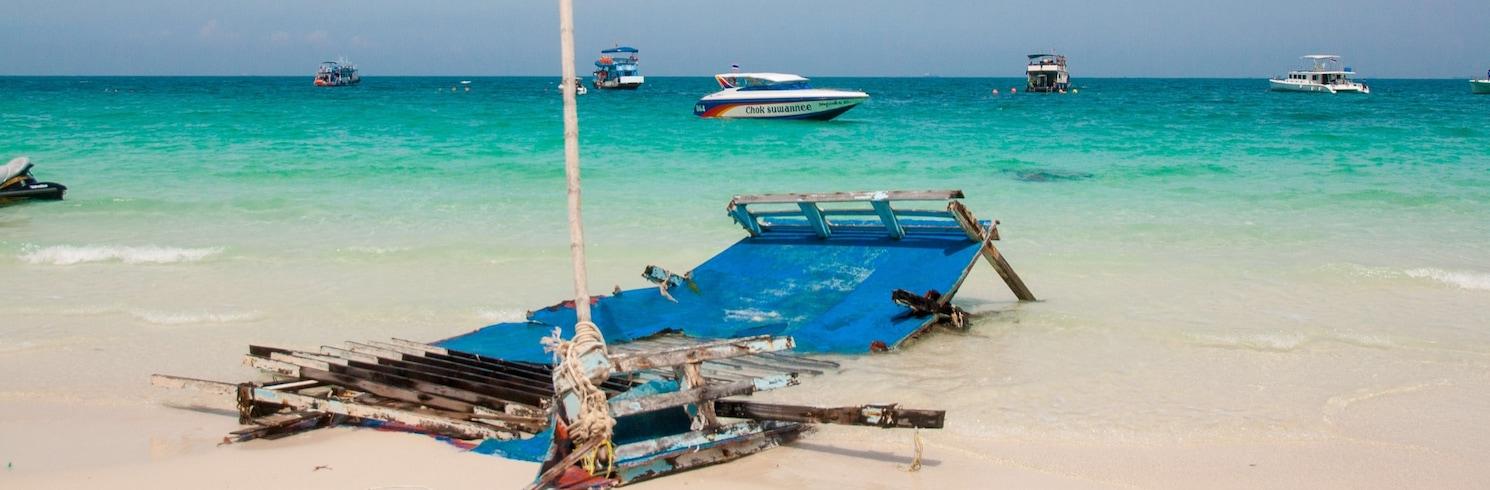 Ko Lan, Thailand