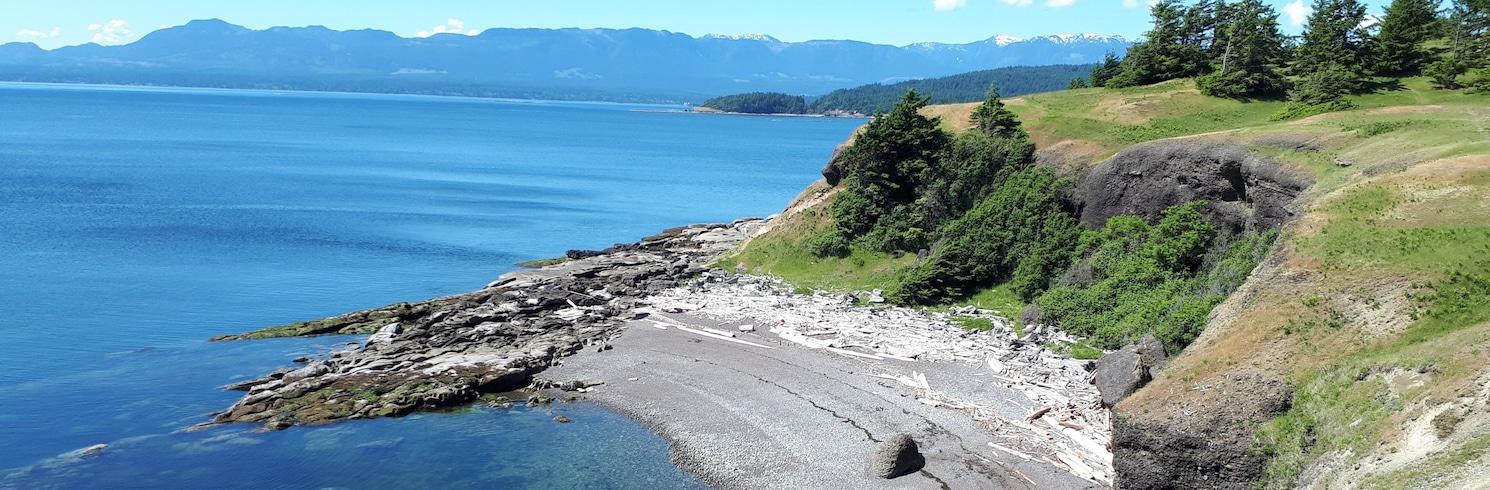 Hornby Adası, Britanya Kolombiyası, Kanada
