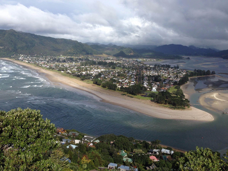 Mount Paku, Tairua, Waikato, New Zealand