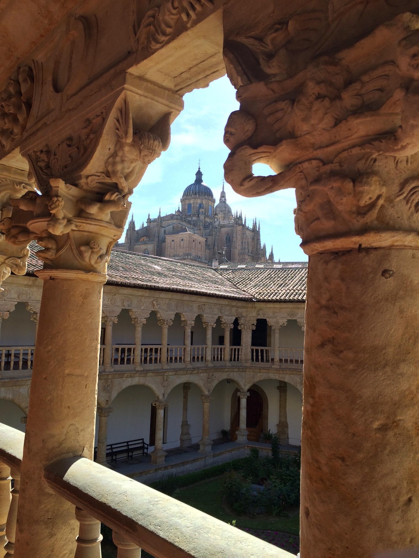 Kloster Las Dueñas, Salamanca, Kastilien und León, Spanien