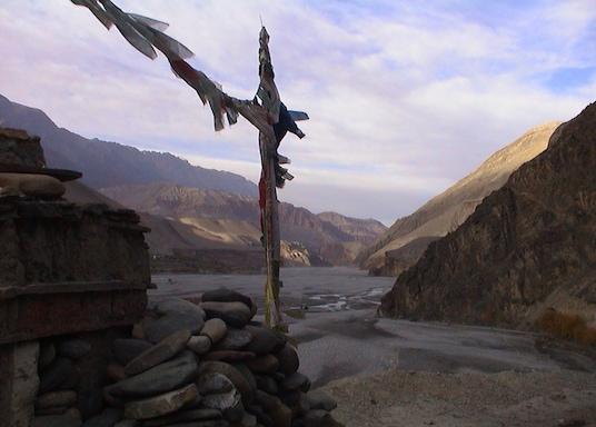 Kagbeni, Nepál