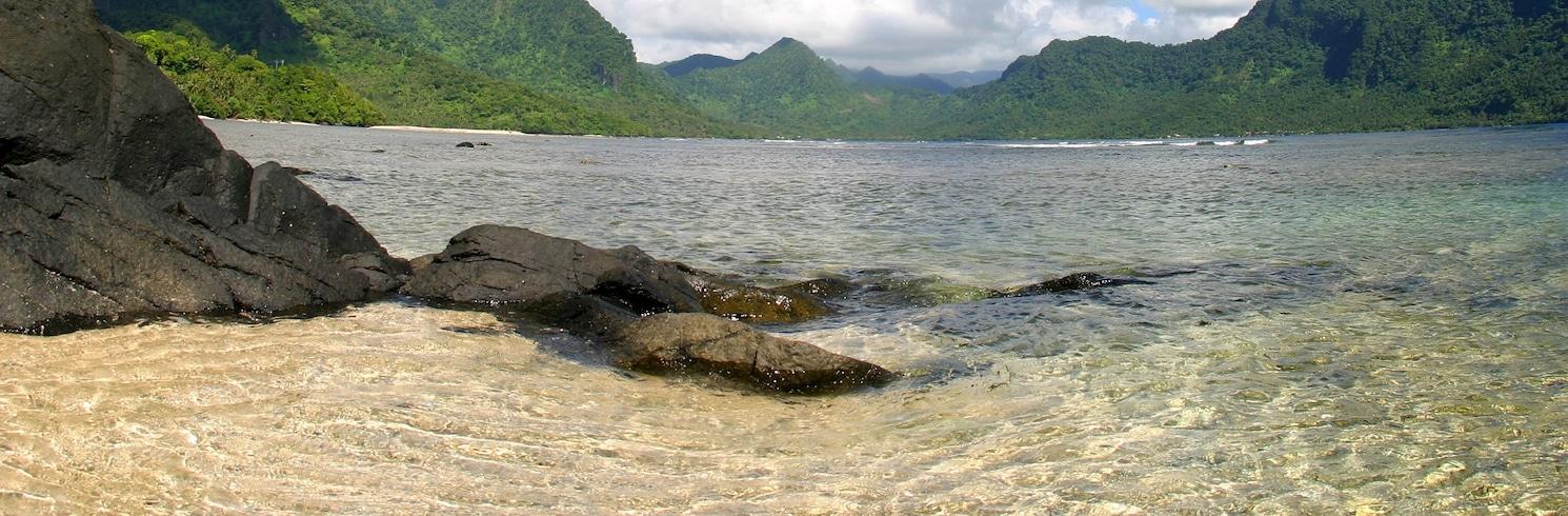 Туамасаґа, Самоа
