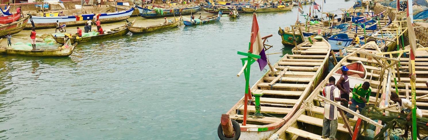 Elmina, Gana