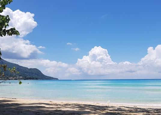 Beau Vallon, Seychellen