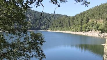 Lac-Blanc-tó/