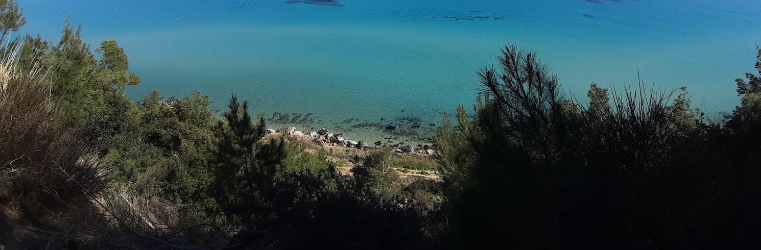 阿菲透司, 希臘