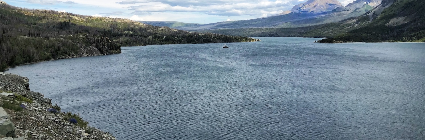 East Glacier Park, Montana, Estados Unidos
