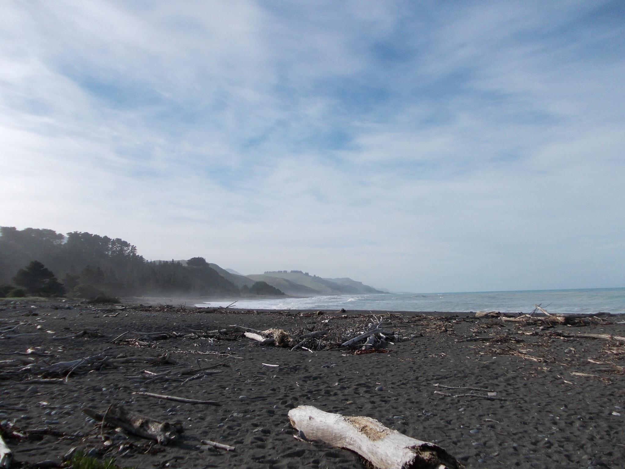Kekerengu, Clarence, Canterbury, New Zealand