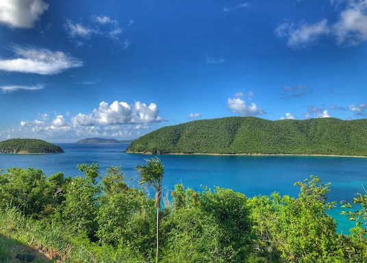 Maho Bay, U.S. Virgin Islands