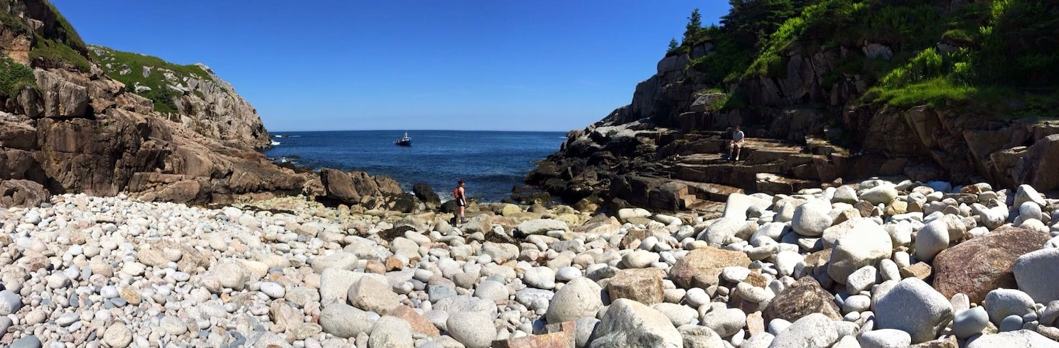 Ketch Harbour, Bang Nova Scotia, Canada
