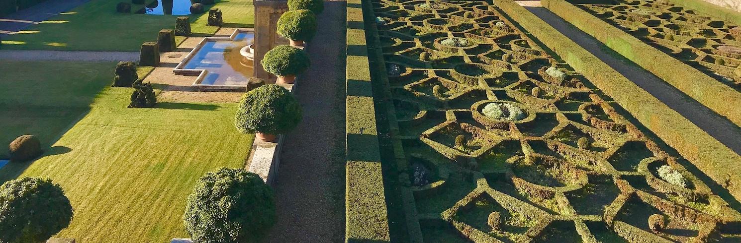 甘多爾福堡, 義大利
