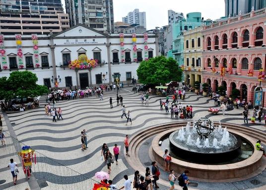 Almeida Ribeiro Street, Macau SAR
