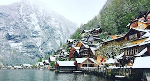 จัตุรัส Hallstatt Central Square