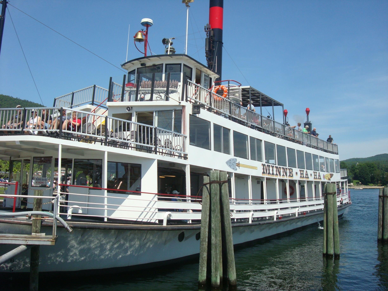 Lake George Steamboat Company, Lake George, New York, USA