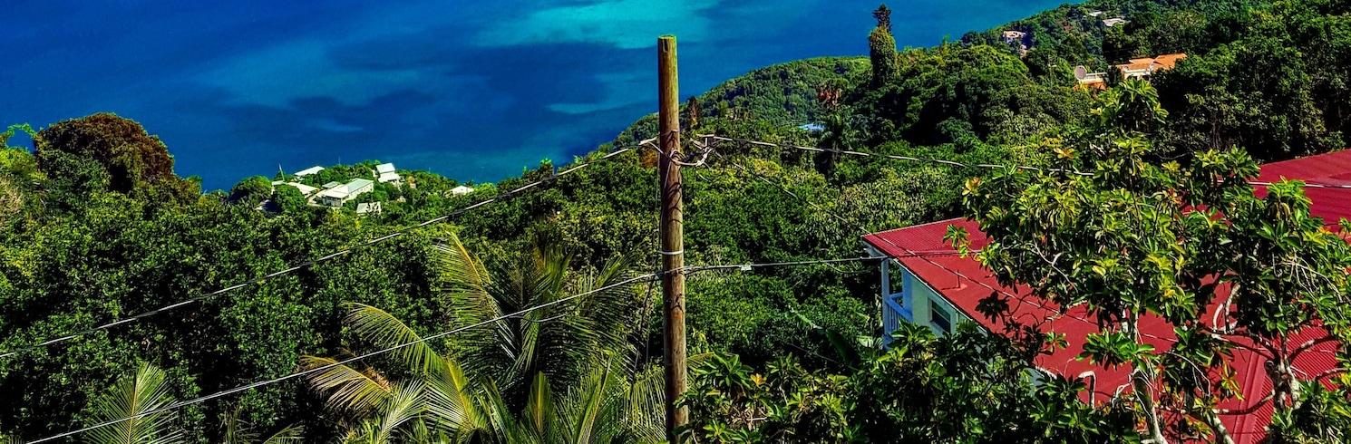 ملكية سولبيرج, جزر فيرجن الأمريكية