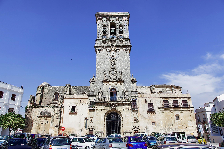 Castle of Arcos de la Frontera, Arcos de la Frontera, Andalusia, Spain