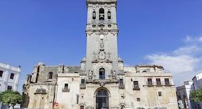Château d'Arcos de la Frontera