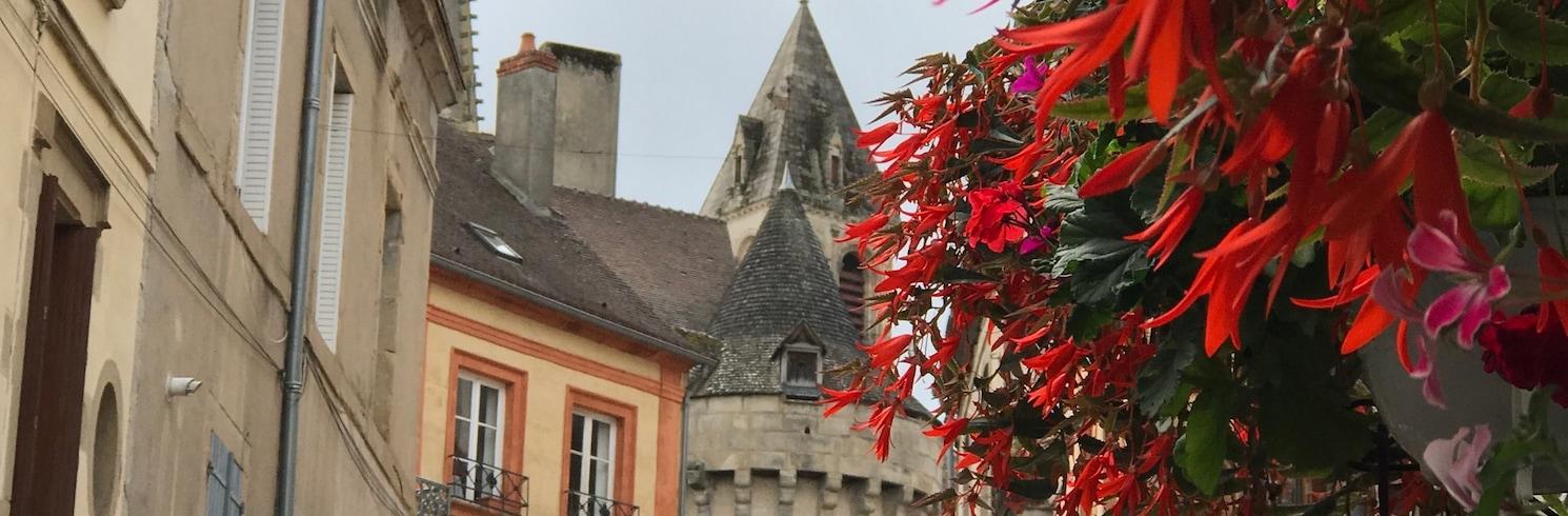 Autun, Frankreich