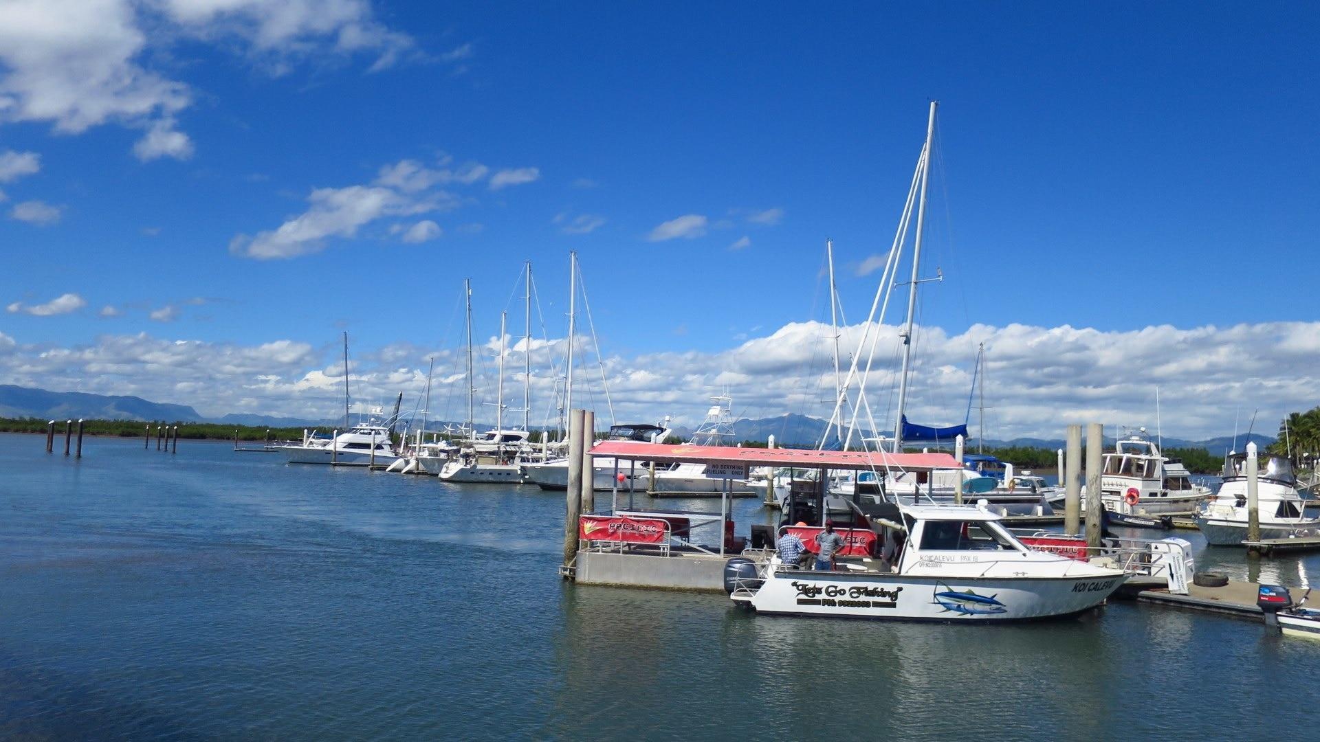Port Denarau Marina, Nadi, Western Division, Fidschi