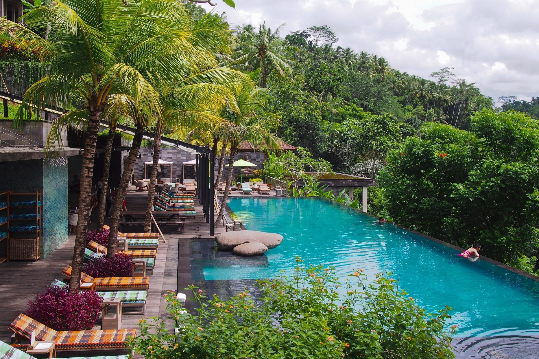 サンバハン, バリ島, インドネシア
