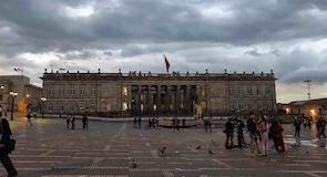 Capitolio Nacional de Bogotá (historická budova)