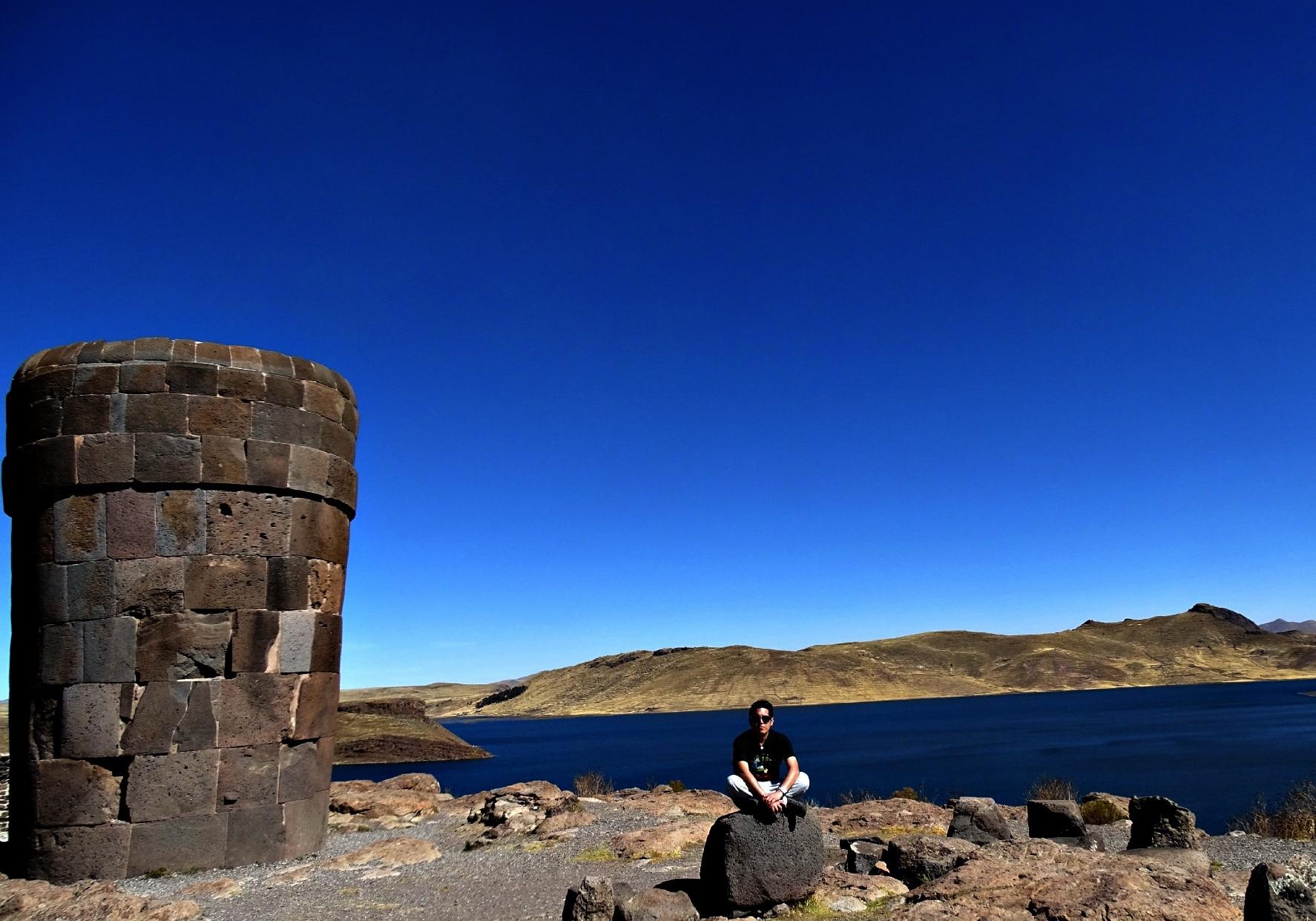 Sillustani, Atuncolla, Puno, Puno (Region), Peru