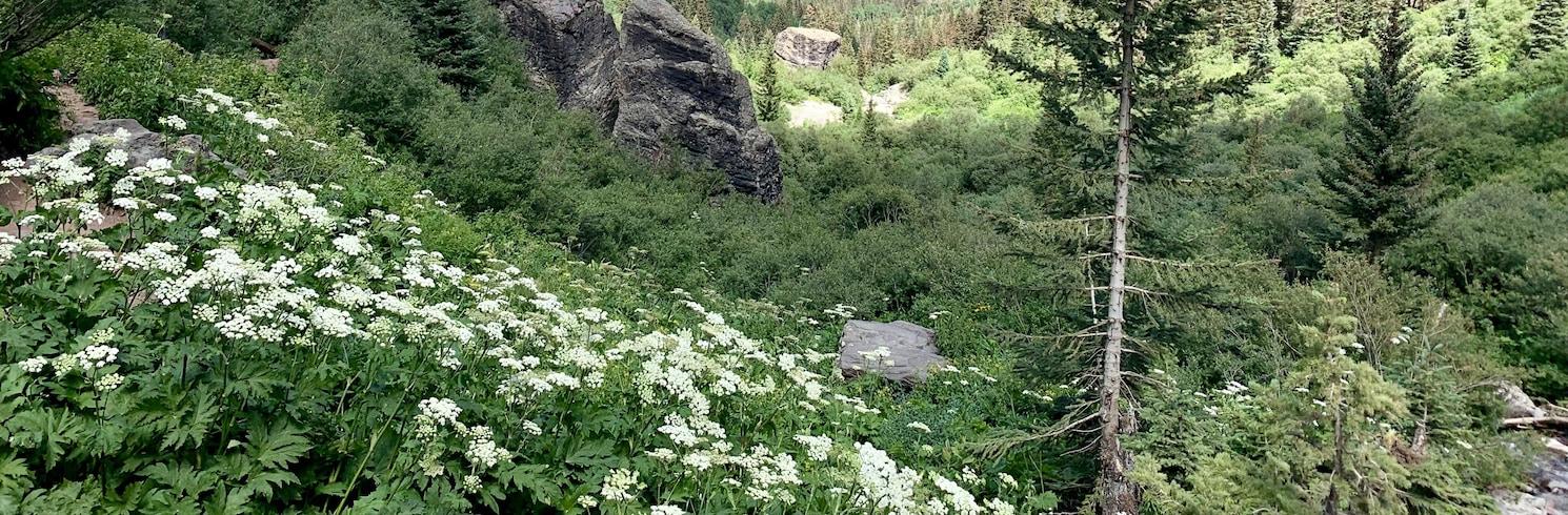 Telluride (and vicinity), Colorado, United States of America