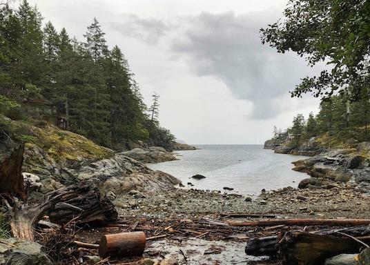 Halfmoon Bay, Brit Columbia, Kanada