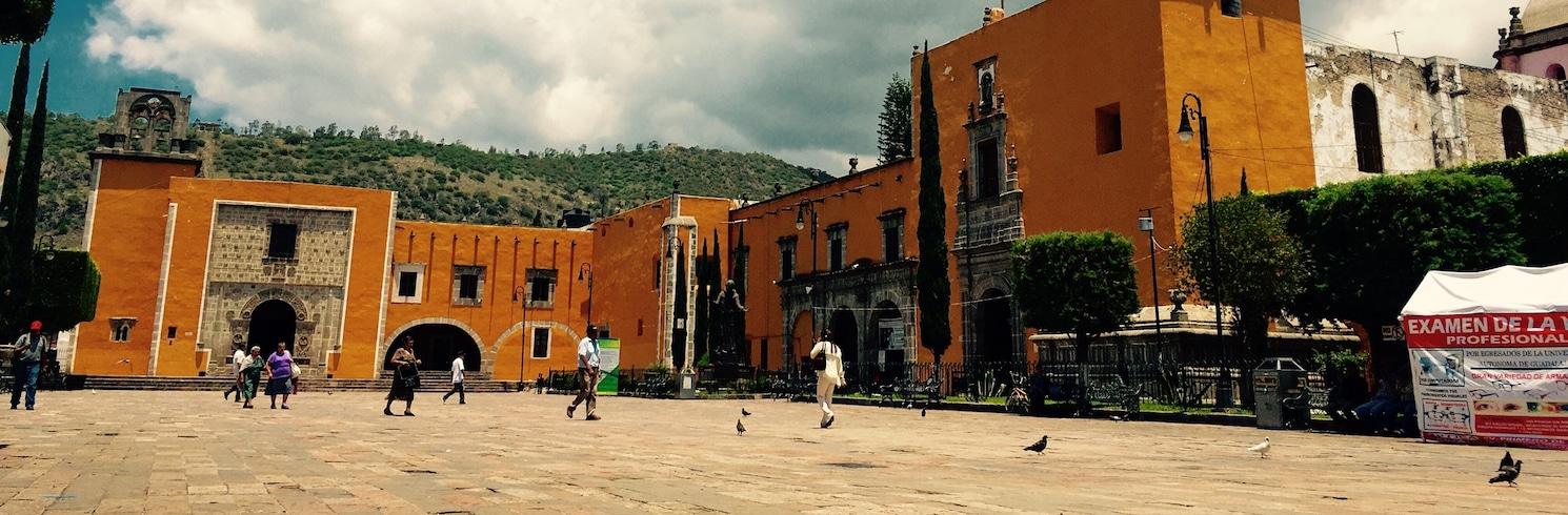 Acambaro, Mexico
