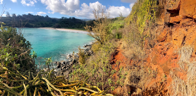 Kukui'ula Harbor Beach, Koloa, Hawaii, United States of America