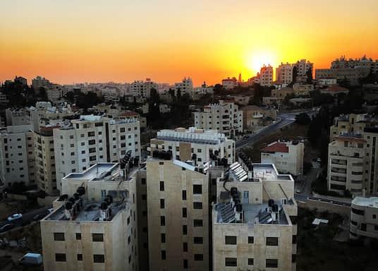 Ramallah, Palästinensische Gebiete