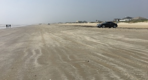 Crystal Beach Beaches