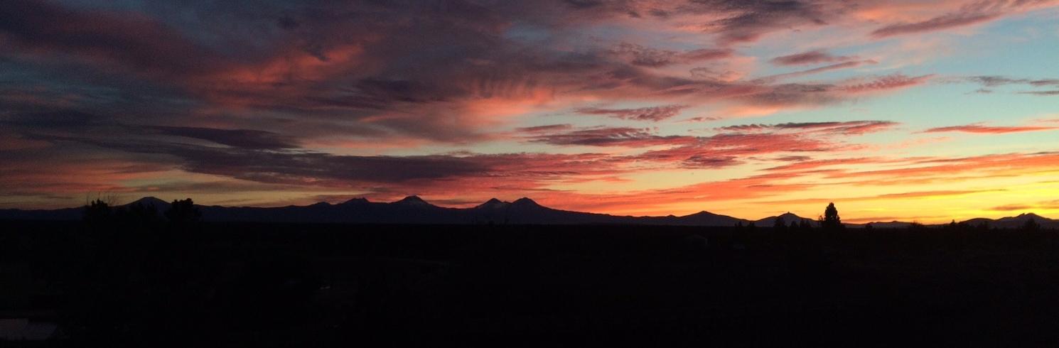 Powell Butte, Oregon, USA