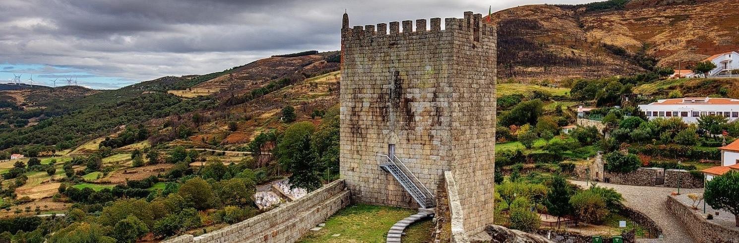 Linhares, Portugal