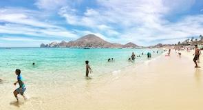 Пляж Medano