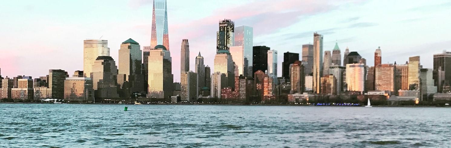 Jersey City, New Jersey, Ameerika Ühendriigid