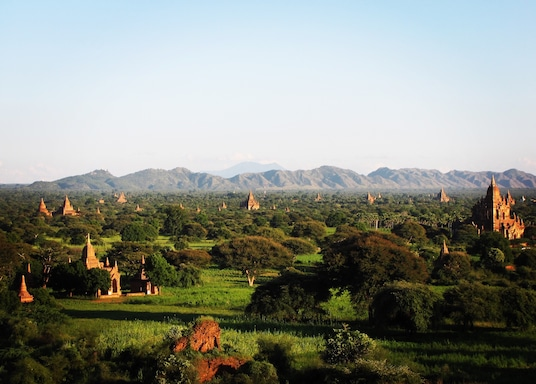 Nýja-Bagan, Mjanmar