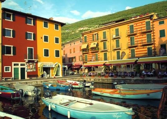 Brenconė prie Gardo, Italija
